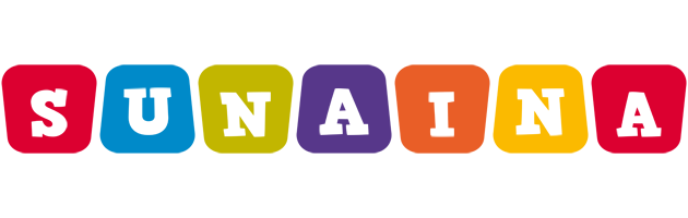Sunaina daycare logo
