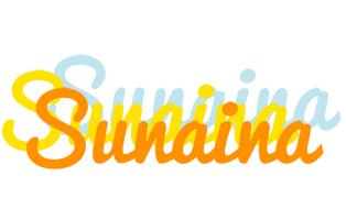 Sunaina energy logo