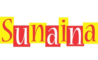 Sunaina errors logo