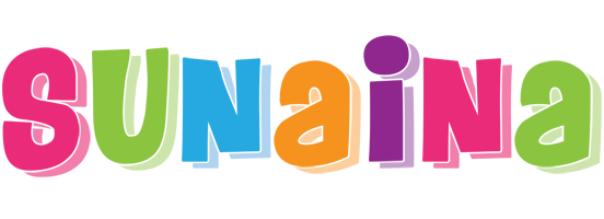 Sunaina friday logo