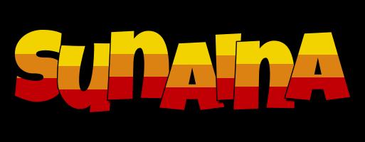 Sunaina jungle logo