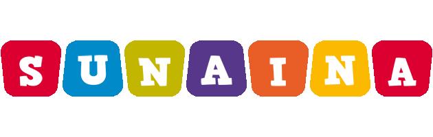 Sunaina kiddo logo