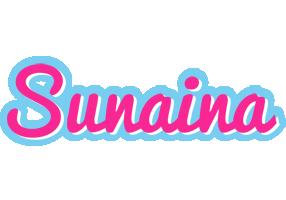 Sunaina popstar logo