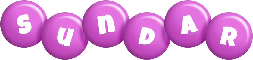 Sundar candy-purple logo