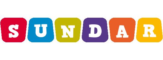 Sundar daycare logo