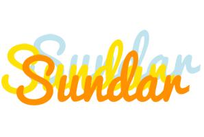 Sundar energy logo