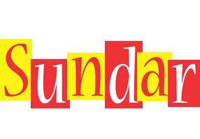 Sundar errors logo