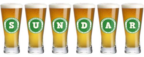 Sundar lager logo