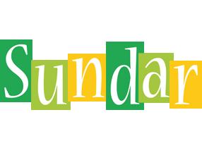 Sundar lemonade logo