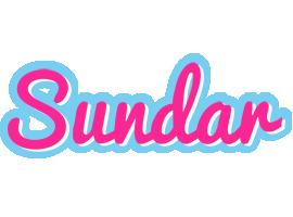 Sundar popstar logo