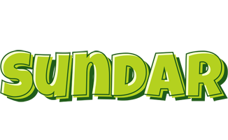 Sundar summer logo