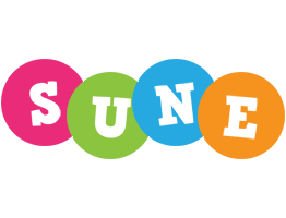 Sune friends logo