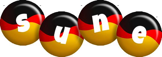 Sune german logo