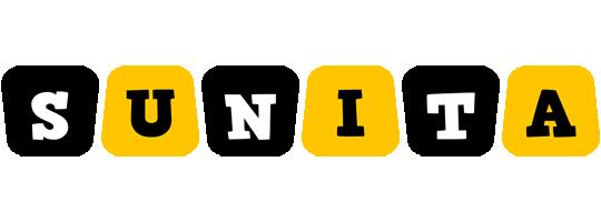 Sunita boots logo