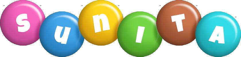 Sunita candy logo