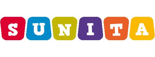 Sunita daycare logo