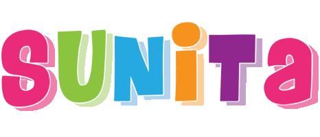 Sunita friday logo