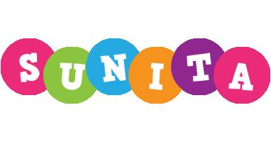 Sunita friends logo