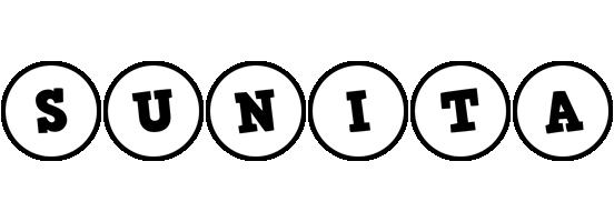 Sunita handy logo