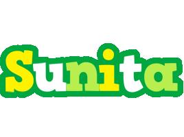 Sunita soccer logo