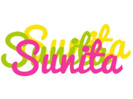 Sunita sweets logo