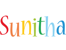 Sunitha birthday logo