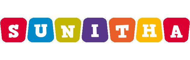 Sunitha kiddo logo