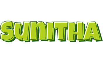 Sunitha summer logo