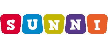 Sunni kiddo logo