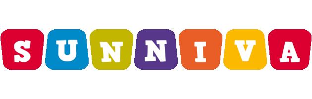 Sunniva daycare logo