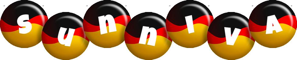 Sunniva german logo