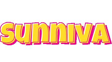 Sunniva kaboom logo