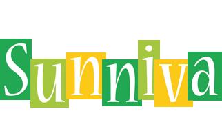 Sunniva lemonade logo