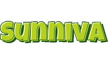 Sunniva summer logo