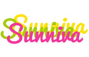Sunniva sweets logo