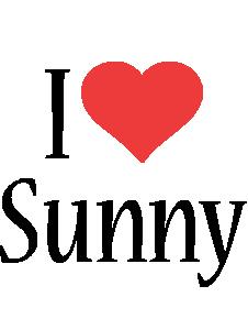 Sunny logo name logo generator i love love heart boots friday jungle style - Sunny name wallpaper ...