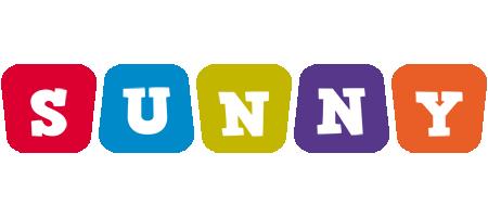 Sunny kiddo logo