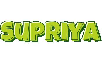 Supriya summer logo