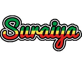 Suraiya african logo