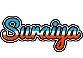 Suraiya america logo
