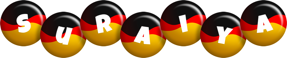Suraiya german logo