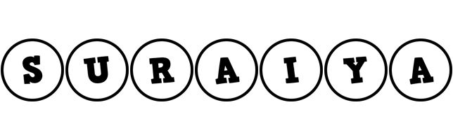 Suraiya handy logo