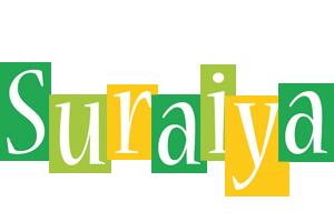 Suraiya lemonade logo