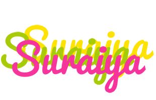 Suraiya sweets logo