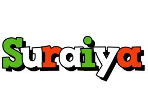 Suraiya venezia logo