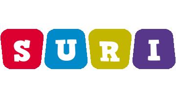 Suri daycare logo