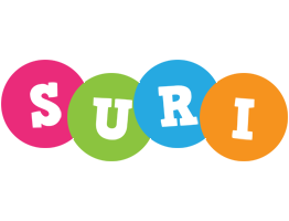 Suri friends logo