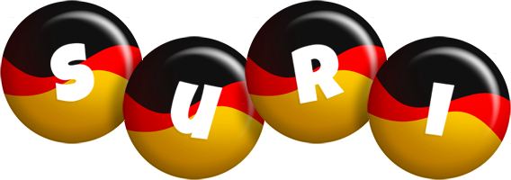Suri german logo