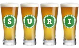 Suri lager logo
