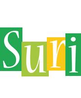 Suri lemonade logo